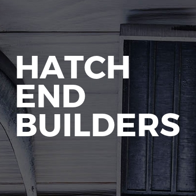 Hatch End Builders