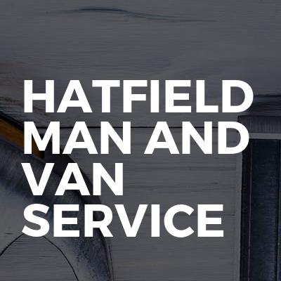 Hatfield Man and Van Service