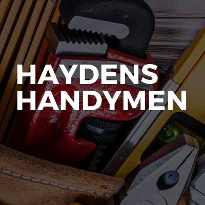 Haydens handymen