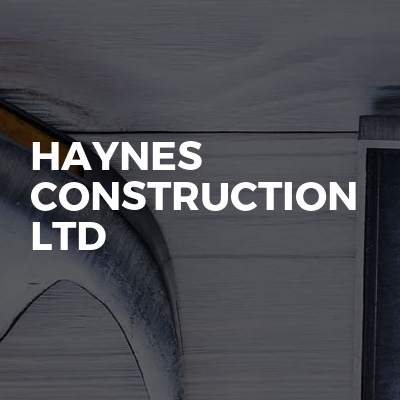 Haynes construction LTD