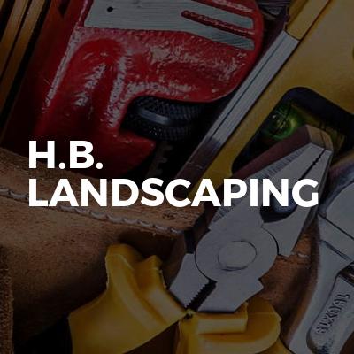 H.b. Landscaping