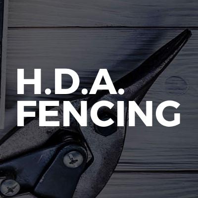 H.D.A. Fencing