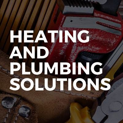 Heating and plumbing solutions