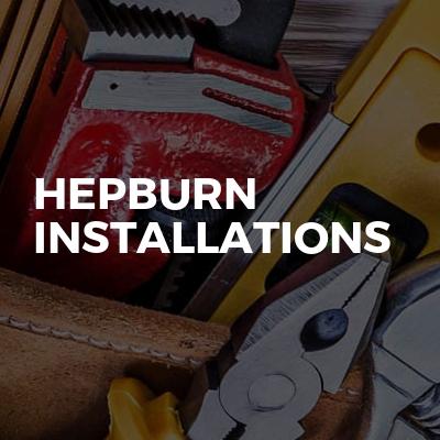 Hepburn Installations