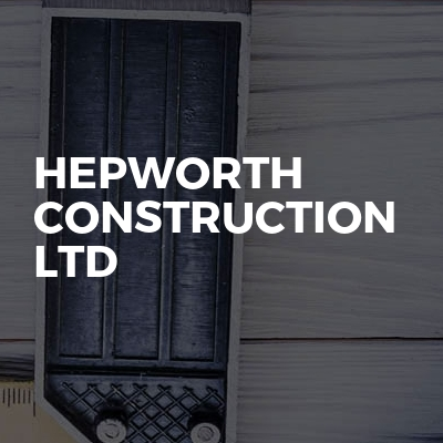 Hepworth Construction Ltd