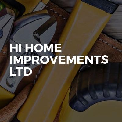Hi home improvements ltd