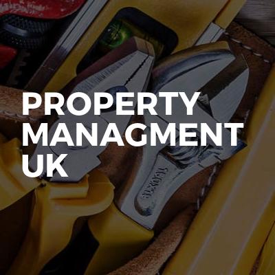 Property Managment UK