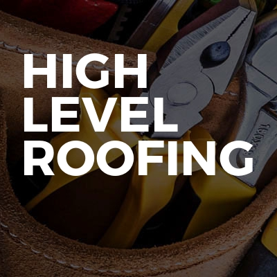 high level roofing