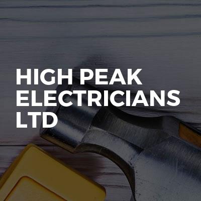 High Peak Electricians Ltd