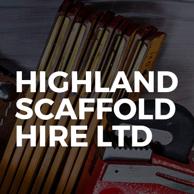 Highland Scaffold Hire Ltd