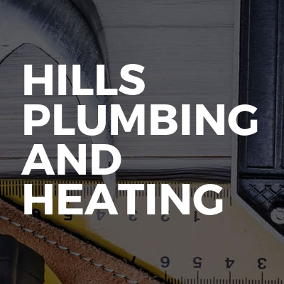 Hills plumbing and heating