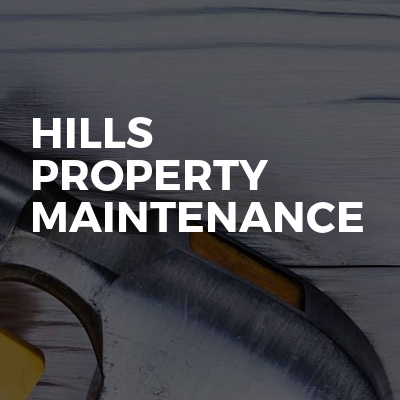 Hills Property Maintenance