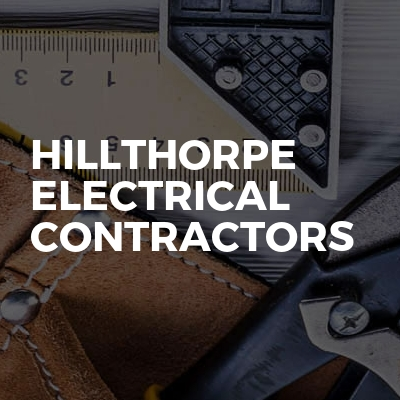 Hillthorpe Electrical Contractors
