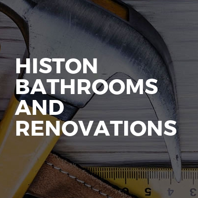 Histon bathrooms and Renovations