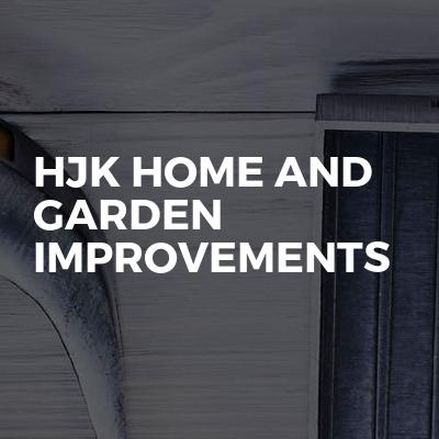 HJK Home and Garden Improvements