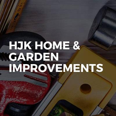 HJK Home &  Garden improvements