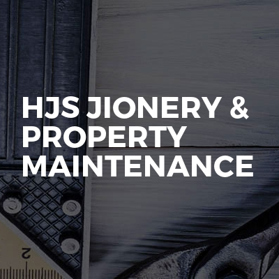 HJS Jionery & Property Maintenance