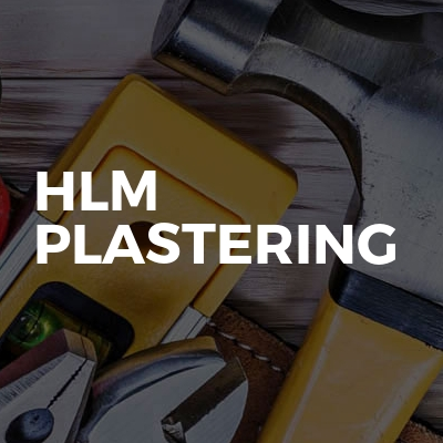 HLM Plastering
