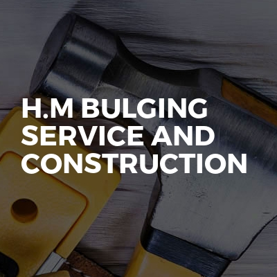 H.M bulging service and construction