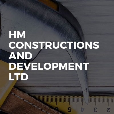 HM constructions and development ltd