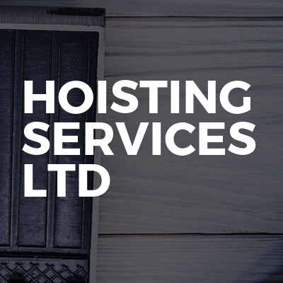 Hoisting services ltd