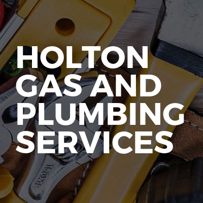 Holton gas and plumbing services