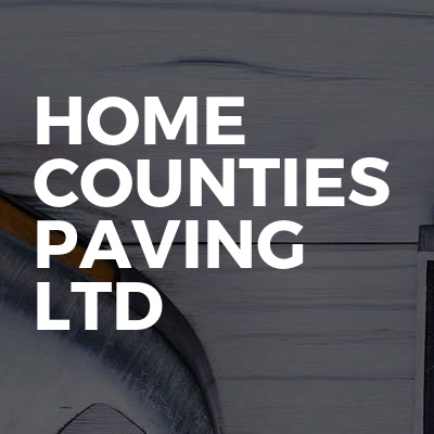 Home counties paving ltd