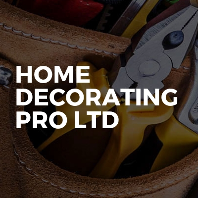 Home Decorating Pro Ltd