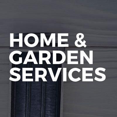 Home & Garden Services