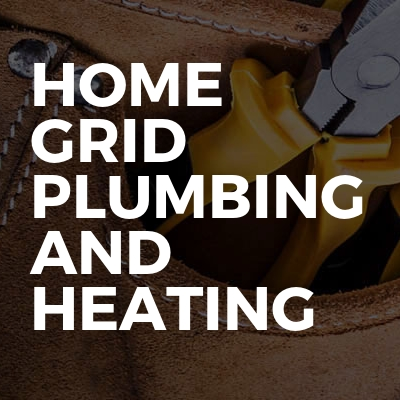 Home grid plumbing and heating