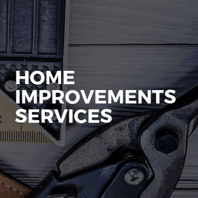 Home improvements services