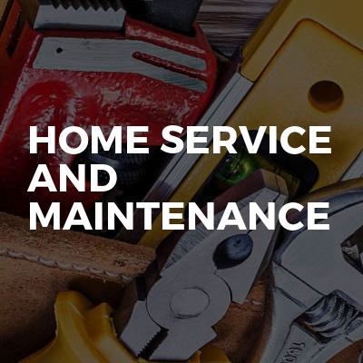 Home Service and Maintenance