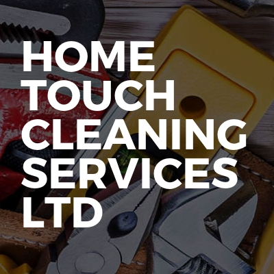 Home Touch Cleaning Services Ltd