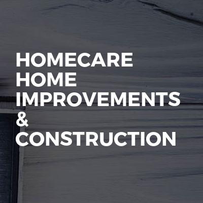 Homecare Home Improvements & Construction