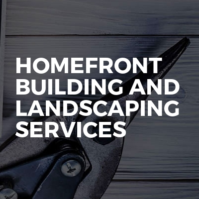 Homefront Building And Landscaping  Services