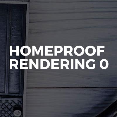 Homeproof Rendering 0
