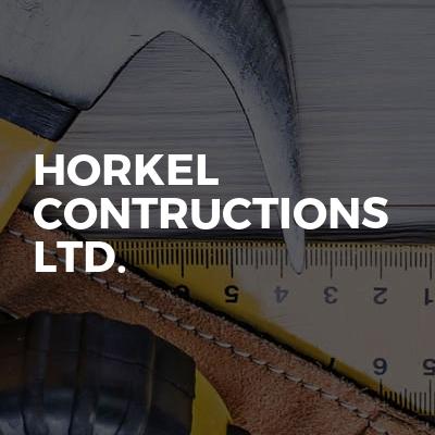 Horkel Contructions Ltd.