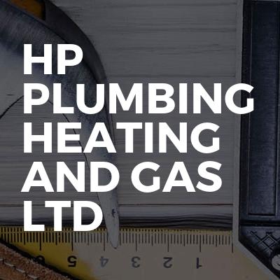 Hp plumbing Heating and Gas Ltd