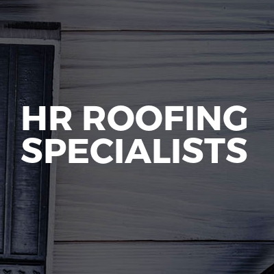 HR ROOFING SPECIALISTS