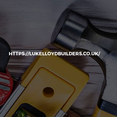 Https://lukelloydbuilders.co.uk/