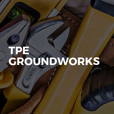 TPE Groundworks