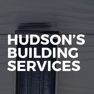 Hudson's building services