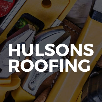 HULSONS ROOFING