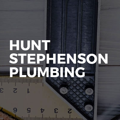 Hunt Stephenson Plumbing