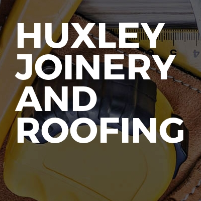Huxley joinery and roofing