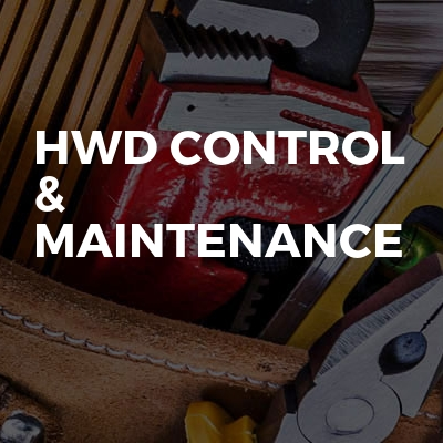 HWD control & maintenance