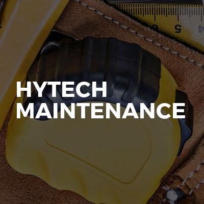 HyTech Maintenance