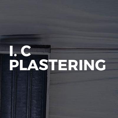 I. C Plastering