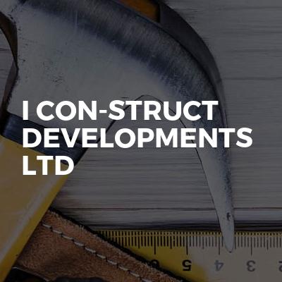i con-struct developments ltd