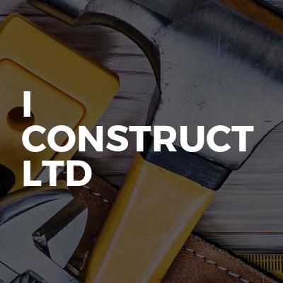I CONSTRUCT LTD